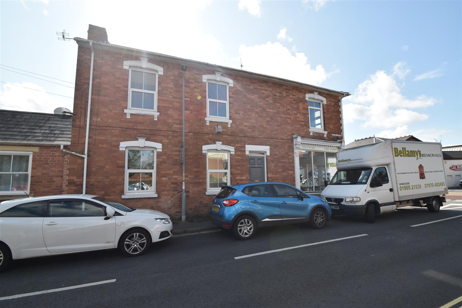 1 Bedroom Flat for sale in Brook Street, Worcester